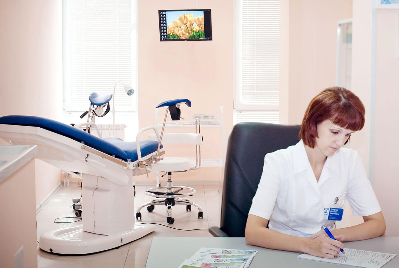 Гинеколог в челябинске осмотр